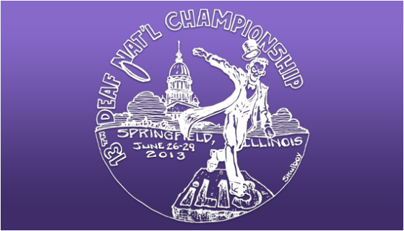 Deaf disc golfers prepare for 13th National Championship