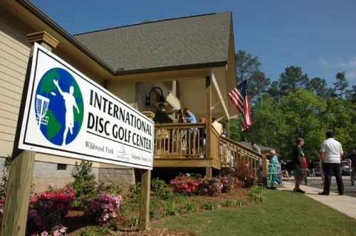 Deaf disc golf national championship begins today